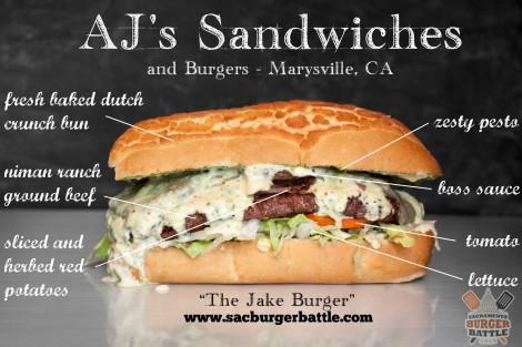 AJ's Sandwiches