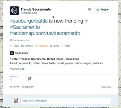 2014 hashtag trending