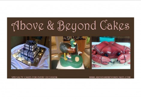 Above and Beyond Cakes