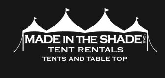 Made in the Shade Tent Rentals