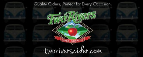 two rivers cider
