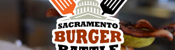 Sacramento Burger Battle video clip