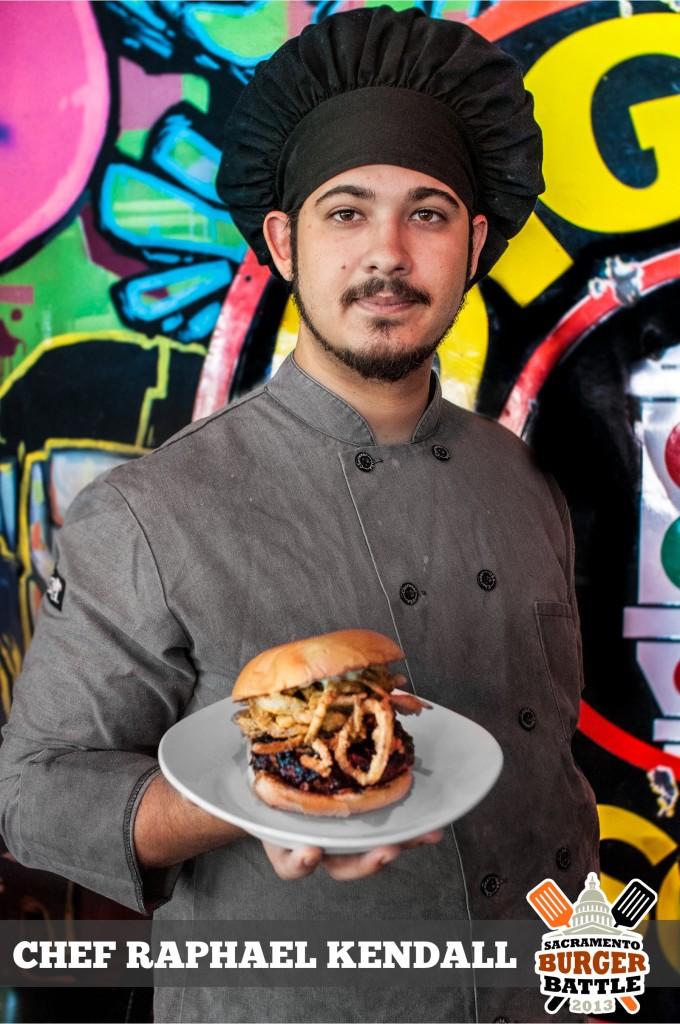 Chef Raphael Kendall