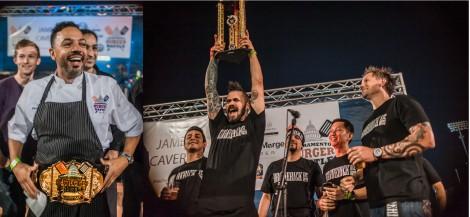 2013 Sacramento Burger Battle Winners